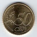 Lithuania, 50 Euro Cent, 2015